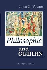 Philosophie und das Gehirn: Aus dem Englischen von Ingrid Horn (German Edition) Paperback
