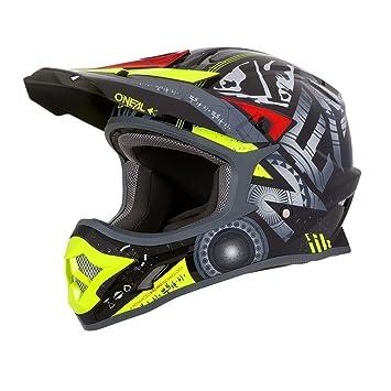 ONeal 3Series Helium Motocross Helm MX MTB FR DH All Mountain Bike Freeride Downhill