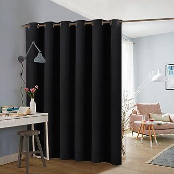 Schlafzimmer Raumteiler Verdunklungsvorhänge Mit Ösen   PONY DANCE 243 X  304 Cm (H X B
