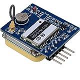 BQLZR UART serielle GPS NEO-7M-C GPS Modul mit Aktivantenne TTL Stufe 3.3V/5V
