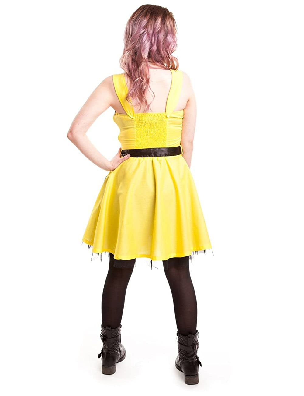 Cupcake Cult Kleid Splash Dress: Amazon.de: Bekleidung