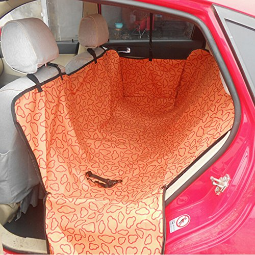 Pet Dog Car Hammock Seat Cover Waterproof