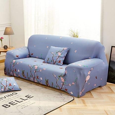 Yijiayun - Funda Protectora para sofá de 1 Pieza ...