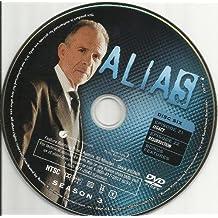 Alias Season 3 Disc 6 Replacement Disc!