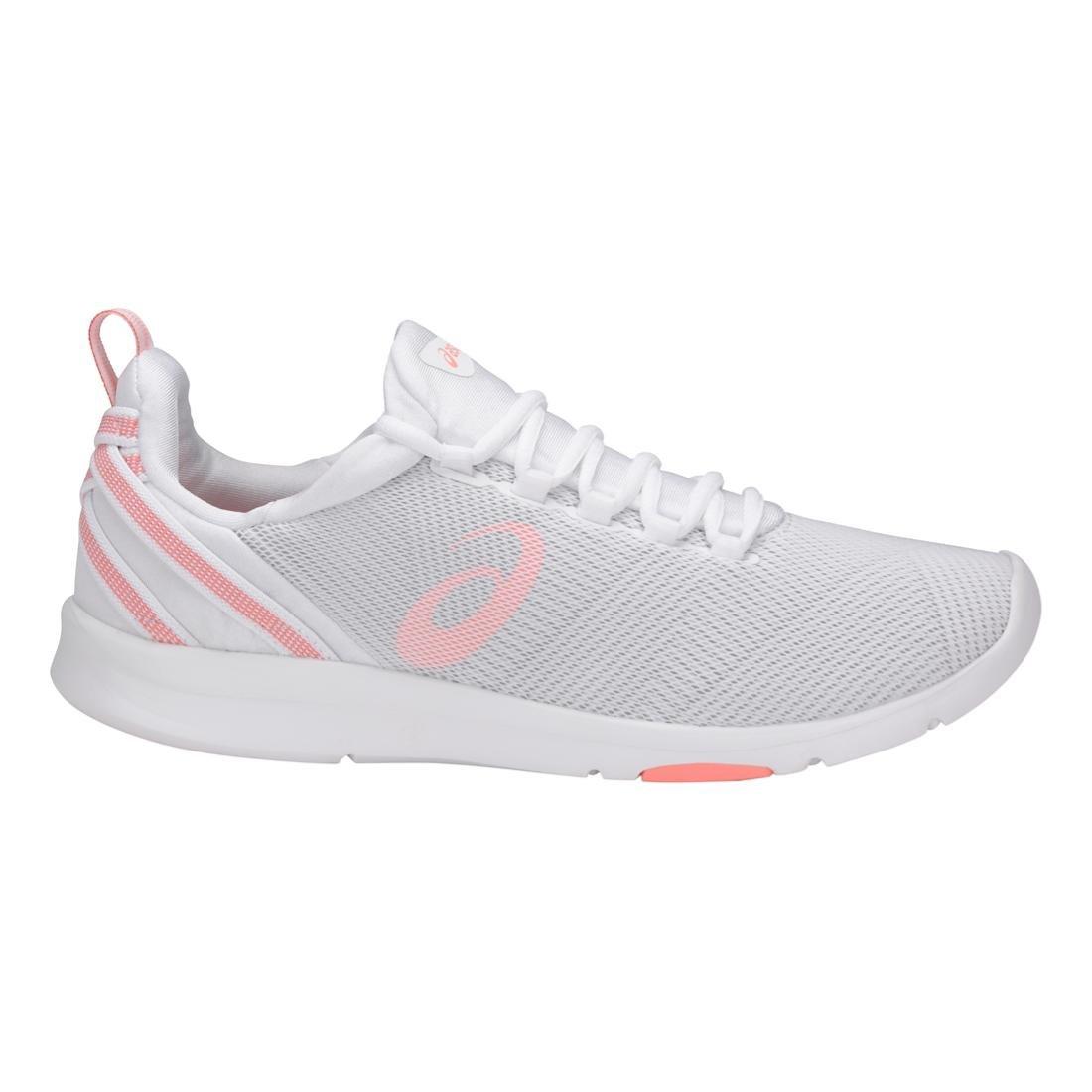 ASICS Women's Gel-Fit Sana 3 Cross-Trainer Shoe B071HTF1PF 9 B(M) US|White/Begonia Pink/Glacier Grey