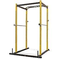 vidaXL Jaula de Ejercicios de Musculación 140x145x214cm Acero