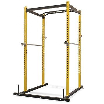 vidaXL Fitness Power Rack 140x145x214cm Kraftstation Fitnessstation Kraftturm# Krafttraining & Gewichte Kraftstationen