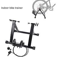 AYNEFY Entrenador de Bicicleta, Indoor Trainer Bicicleta Plataforma