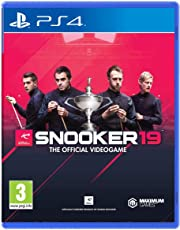 Snooker 19 - The Official Video Game - PlayStation 4 (PS4)
