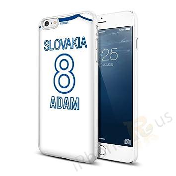 Personalizado Personalizado Camiseta de fútbol Europea Kit Cualquier Nombre y número Snap-on Carcasa rígida para Apple iPhone 6 6s por iPhone R Us® Slovakia ...