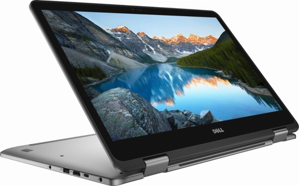 Dell Inspiron I7773 2-in-1 17.3'' FHD Touch Screen Laptop Upgrade 8th Gen Intel i7-8550U NVIDIA GeForce MX150 with 2GB GDDR5 USB-C Port Best Notebook Stylus Pen Light (3TB SSD 32GB RAM 10 PRO) by Inspiron 17 7773 2-in-1 (Image #4)