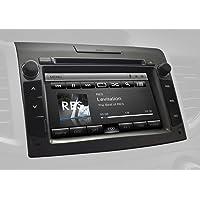 CarShow por Rosen 2012-13 OE-Look Honda CRV Sistema Multimedia con navegación