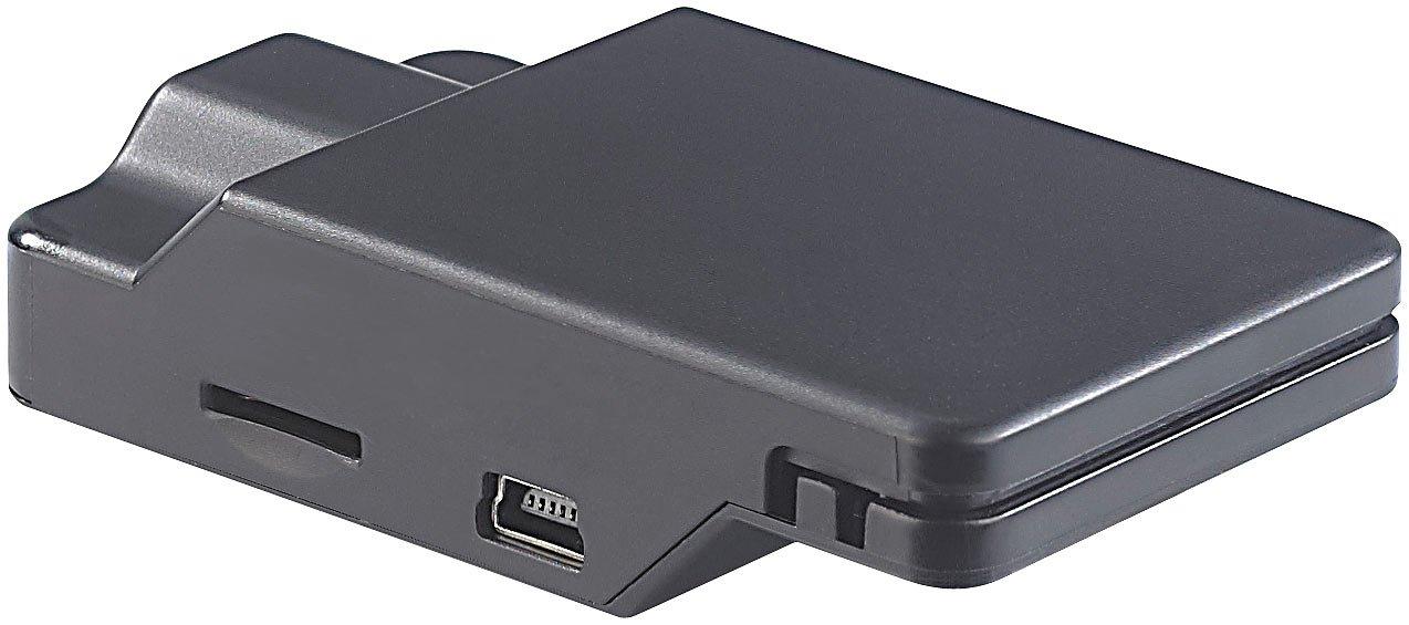 Somikon DSC-32.mini - Cámara de vigilancia inalámbrica con puerto USB (programable): Amazon.es: Bricolaje y herramientas
