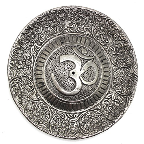 Govinda - Tibetan Incense Burner - Larger OM Symbol - 4.5
