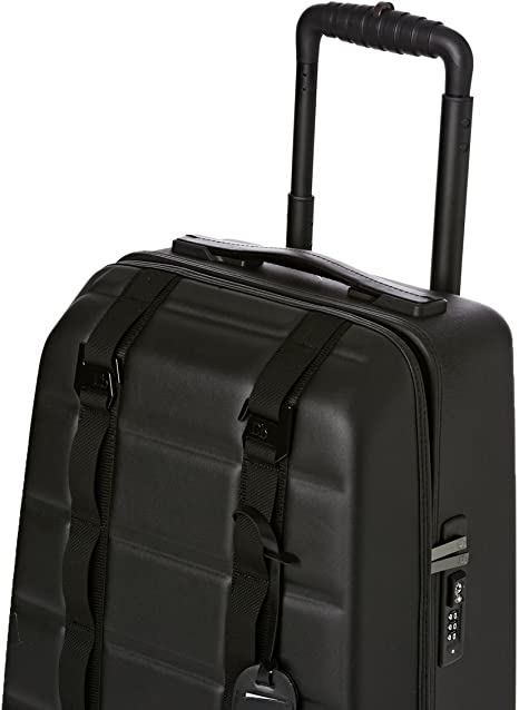 DOUCHEBAGS Valise Aviator 40l Pitch Black