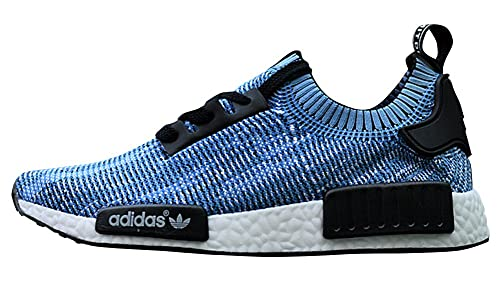 2c3926f88 Image Unavailable. Image not available for. Colour  adidas Nmd First Copy  Men s Blue and Black Shoes