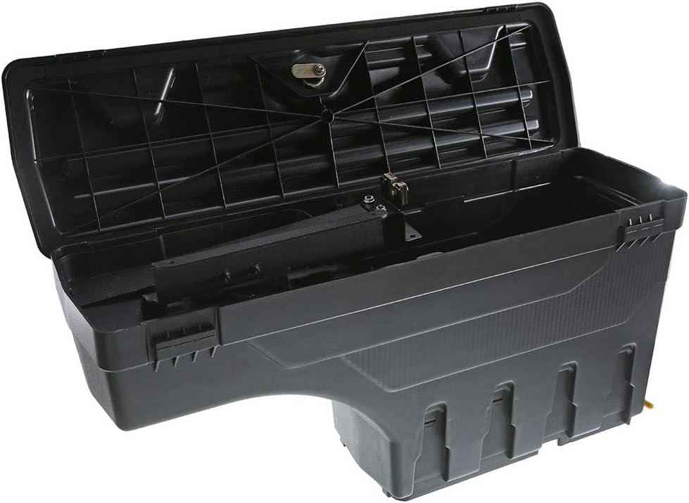Right Passenger Side Truck Bed Storage Box Toolbox for Chevrolet Silverado 1500 2500 3500 GMC Sierra 2500 HD 3500 HD 2007-2018