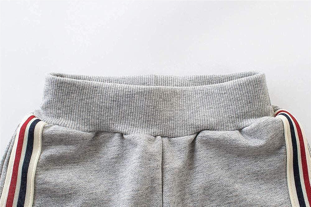 KAOKAOO Baby Pants Baby Boys Pants Fashion Long Pants Casual Trousers
