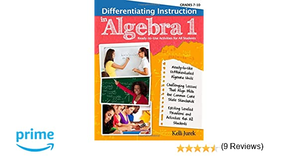 Workbook algebra balance scales worksheets : Amazon.com: Differentiating Instruction in Algebra 1: Ready-to-Use ...