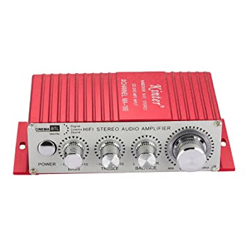 Sedeta Kinter MA-180 Amplificador del ordenador del coche del poder de 12V minin Amplificadores