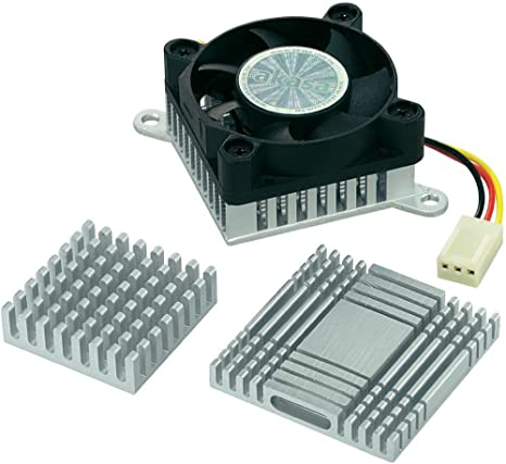 Akasa AK-VCX-01 Chipset Cooling Kit Placa Base - Ventilador de PC ...