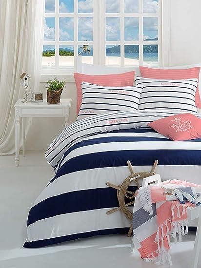 Amazon Com Bekata Marmaris Perfect Design Nautical Bedding Set