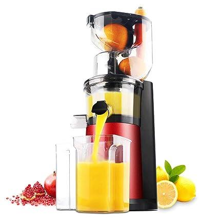 DYY Exprimidor automático Casa Multifunción Diámetro Grande Fruta y verdura Jugo de separación Máquina de Jugo