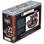 Privateer Press - Hordes - Trollblood: War Wagon Cavalry Battle Engine Model Kit 7