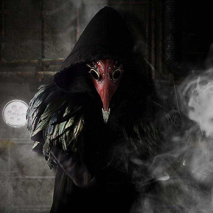 Máscara de Doctor Plaga Steampunk FELICIOO