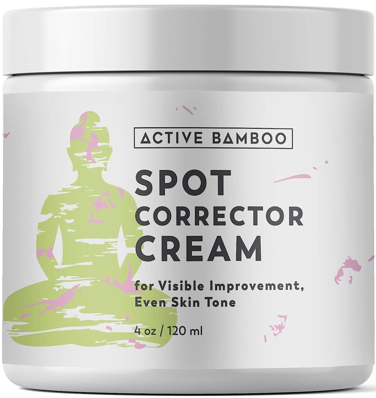 Dark Spot Corrector for Face. Dark Spots Remover Cream, Use for Age Spots on Face Body Hands 4 oz