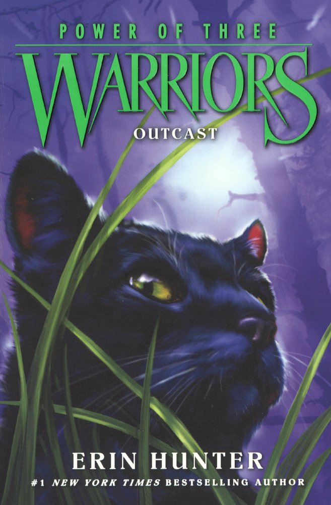 Outcast (Turtleback School & Library Binding Edition) (Warriors Power of Three) pdf