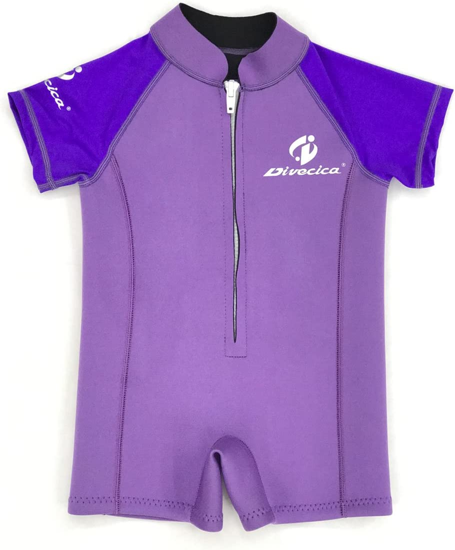 Wetsuits Sports & Outdoors DIVECICA Baby Neoprene Rubber 2mm