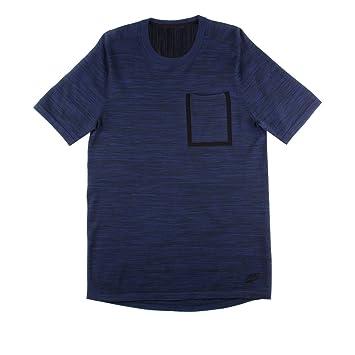 51111984 Nike Tech Knit Pocket Tee Men's T-Shirt: Amazon.co.uk: Sports & Outdoors