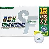 DUNLOP(ダンロップ) ゴルフボール DDH ツアースペシャル SF 15個入り