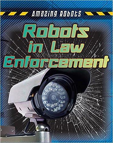 Robots In Law Enforcement por Richard Spilsbury epub
