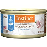 Instinct Limited Ingredient Diet Recipe Natural Wet Canned Cat Food by Nature's Variety