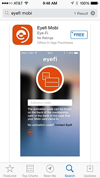 Eyefi Mobi WiFi SDHC 16 GB Clase 10 tarjeta con 90 días ...