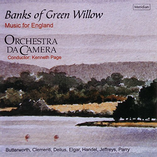 Banks Of Green Willow  Music For England