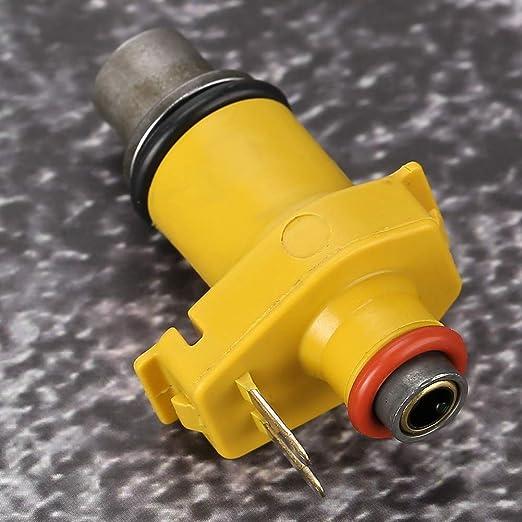 Injecteur de Carburant Moto de Bec dinjecteur de Carburant pour YZF R125 WR125 5D7-13770-00