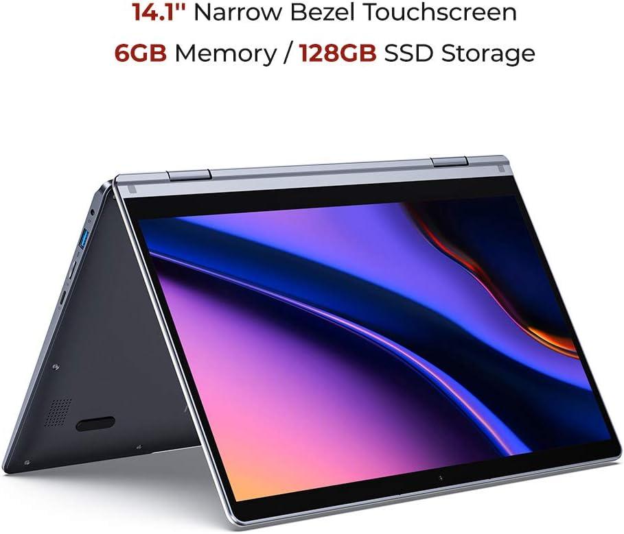 XIDU la nueva marca low cost de portátiles con pantalla táctil 1 XIDU philbook