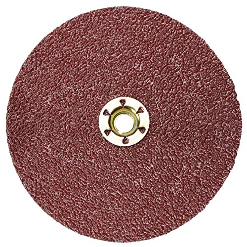 - 3M Cubitron II 982C Coated Ceramic Quick Change Disc - 36 Grit - 5 in Dia - 12000 Max RPM - 27404 [PRICE 25 CT]