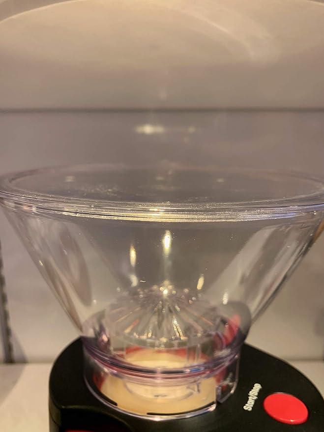 Bodum 11750-01US Bistro - Molinillo de café (talla única), color negro: Amazon.es: Hogar