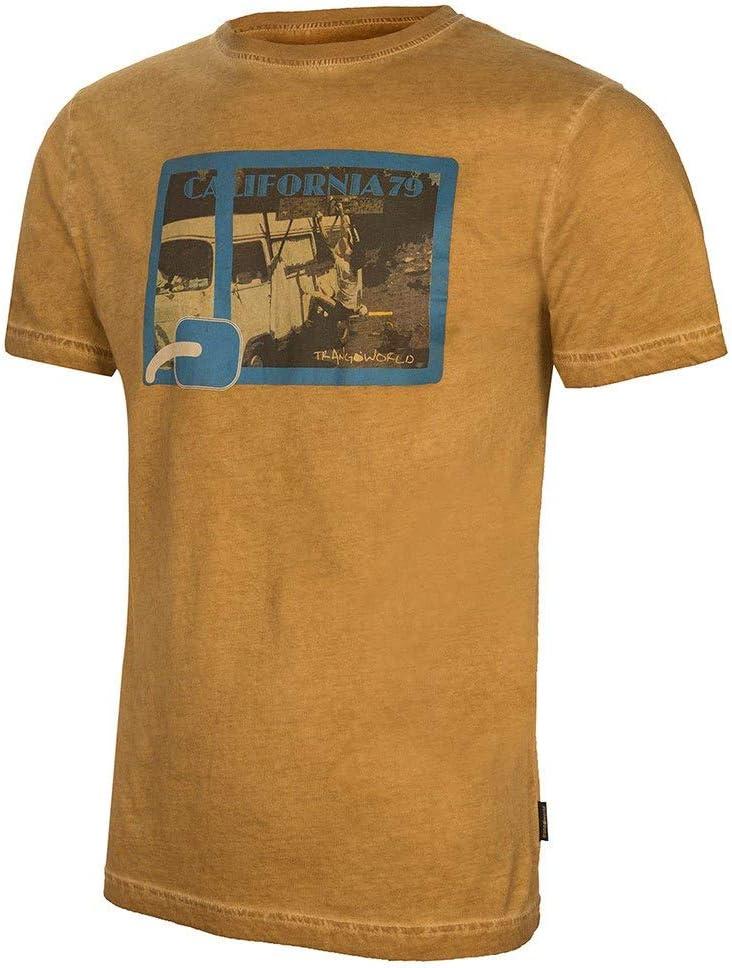 Hombre Trango Camiseta Ornia