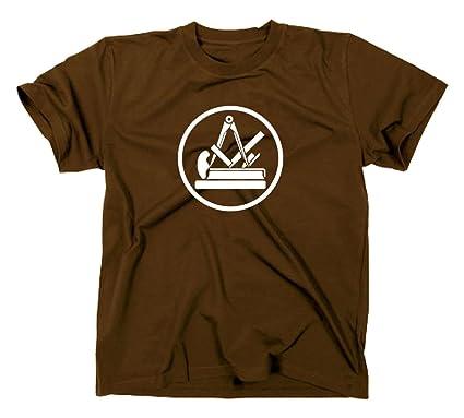 Tischler Zeichen tischler schreiner zunft logo t shirt zunftzeichen zunftlogo symbol