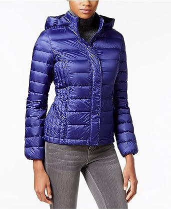 5cedb5e5e2e7 32 DEGREES Packable Hooded Puffer Coat (XXL