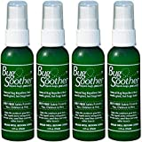 Bug Soother Bug Repellent 2 oz Natural - 4 Pack