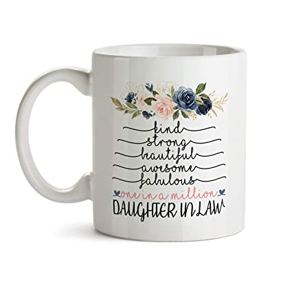 Amazon.com: Inspirational Gifts For Women - Daughter In Law ...