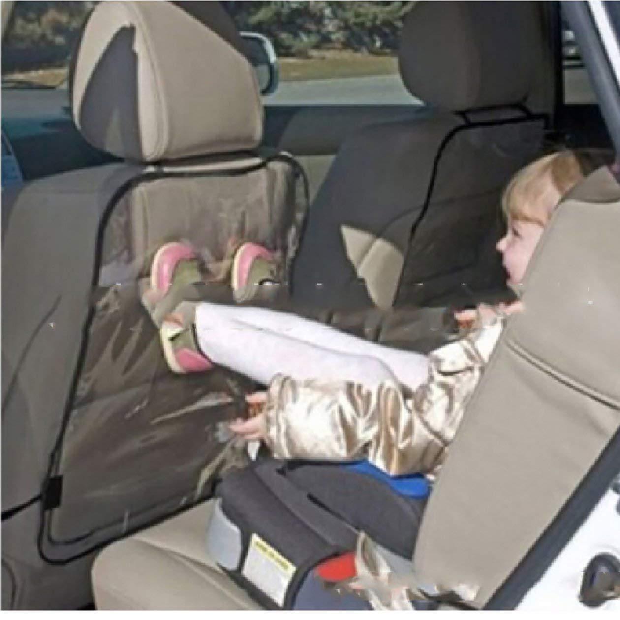 nero Oxford Luxury Car Seat Protector Auto antiscivolo Tappetino per bambini Bambino Protezione per seggiolino per seggiolino auto