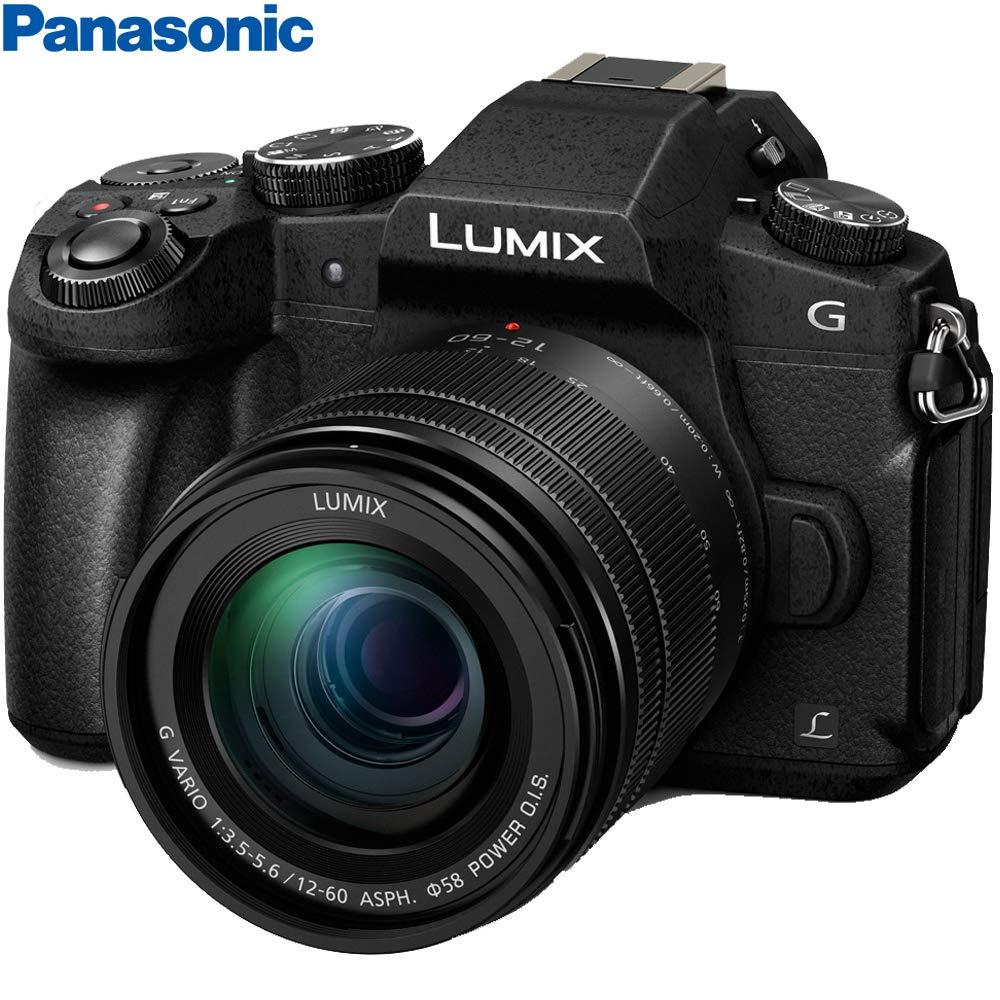 Panasonic LUMIX G85 4K Mirrorless Interchangeable Lens Camera Kit with 12-60mm Lens - (Renewed)