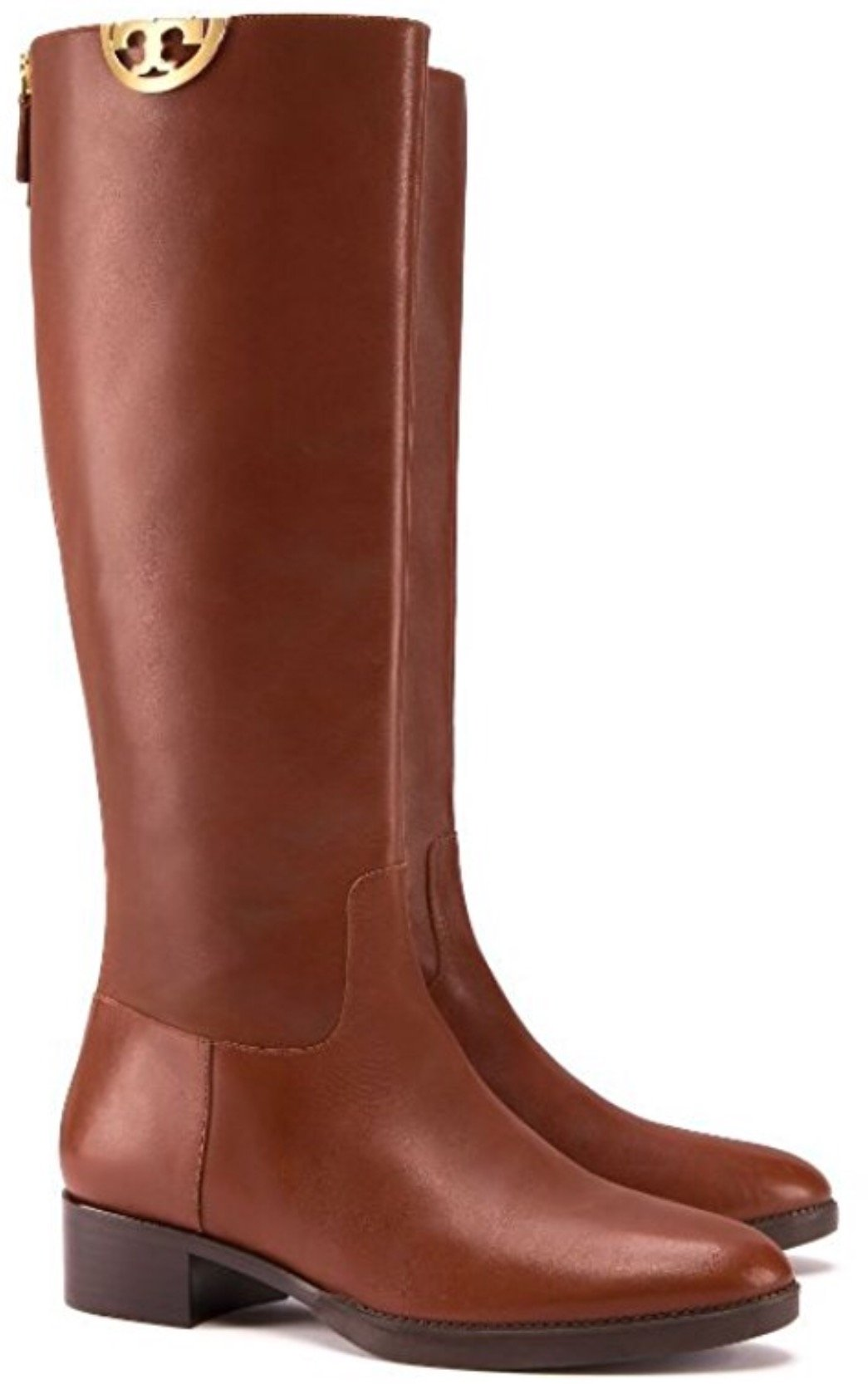 Tory Burch Womens Brown Sidney Boots (8)